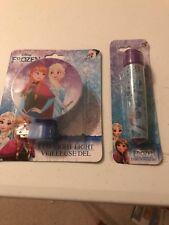Disney Frozen Night Light And Flashlight Set #109
