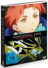 Garo - Vanishing Line - Vol.1 - Episoden 1-6 - DVD - NEU