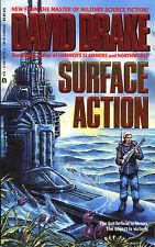 Surface Action by David Drake-Ace Paperback Original-1990