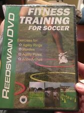 Fitness Training For Soccer DVD Sealed