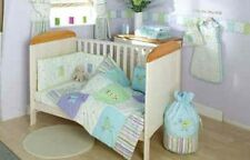 Baby Nursery Lollipop Lane 4 Piece Lollipop Farm Cot/Cot bed Bedding Bale