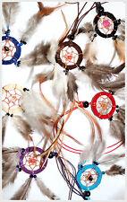 Schöne kleine Traumfänger GuteTräume Anhänger Halskette Auto 3,5 cm Indianer