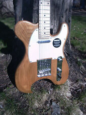 New Style - Butternut Fender Electronics - Skunk Strip - Maple Neck & Fret