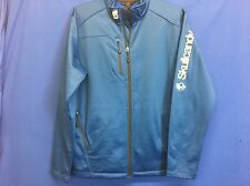 Men's North End Coat Skull candy Nautical Blue L NWT
