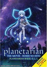 DVD Anime Planetarian The Movie : Hoshi no Hito + Bonus TV 1-5 End *ENG SUB*