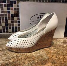 46ea6acc3f2 Steve Madden Leather Vintage Heels for Women for sale