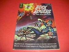 Buck Rogers issue no #1 in VG+ COND from 1964! 1st Silver Age Gold Key Comic A03