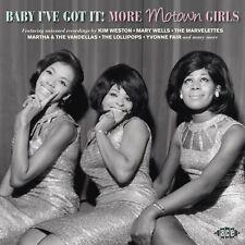 Baby I've Got It! More Motown Girls (CD)