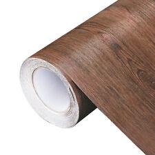 Wood Effect Wallpaper Distressed Wooden Grain Furniture Renovation Self Adhesive