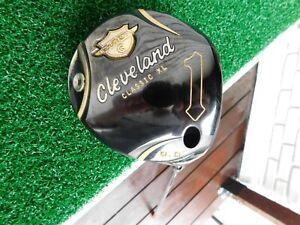 Cleveland Classic XL 9.0* Driver w/ Miyazaki 6x Tour X-Stiff Flex - HC & Tool