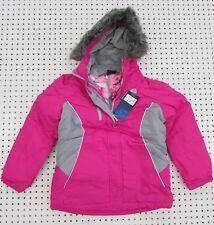 Girl's 3 in 1 Coat - R-way by Zeroexposur- Pink  Girl's Size XL