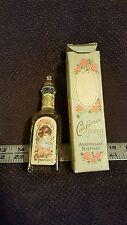 Vintage Avon Perfume Co. 1976 Anniversary Keepsake Box & Bottle (Full)