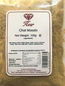 Chaat Masala/ Chat Masala 100g - 1Kg