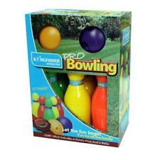 Kingfisher Pro Bowling Skittles set