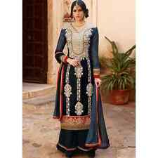 Indian Pakistani Designer Salwar Kameez Original Floral Creations 7303