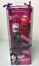 BRATZ Passion 4 Fashion ROCK ANGELZ FASHION PACK NIB NRFB Two Complete Outfits