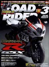 [BOOK] ROAD RIDER 3/2016 Suzuki GSX R Yoshimura GSX-R1100 GSX-R750 GSX-R1000