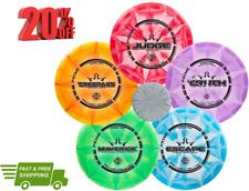 Dynamic Discs Prime Burst Disc Golf Starter Set   Beginners Golf Set   S