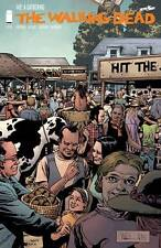 The Walking Dead #142 A Gathering Image Comic Book First Printing