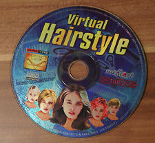 CD Virtual Hairstyle Mediaart for Perfect Look TOP!