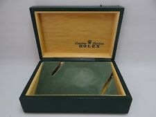 Rolex Watch Box 68.00.06,  Leather, Vintage 1980's