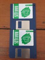 Vintage 1993 Sitcomm Software Installation 3.5 Floppy Disk For Macintosh Mac