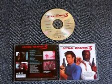 LETHAL WEAPON 3 (L'arme fatale 3) - B.O.F / Soundtrack - CD