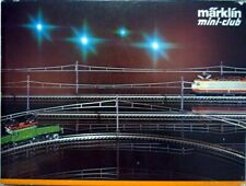 Marklin Z Scale 8198 CATENARY SET - Original Box - NEW C10