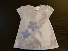 NWT Beautiful Baby Gap Silver Sparkly Dress Holiday Photos Girl 2T
