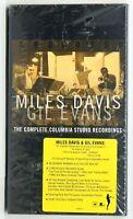 Miles Davis & Gil Evans The Complete Columbia Studio Recordings NEW 6-CD Box Set