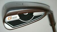 Ping G400 7 Iron with Dynamic Gold S300 stiff flex steel shaft CART CLUB