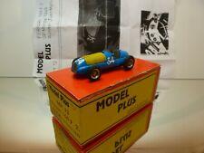 MODEL PLUS MP12 FERRARI 166 F2 - FANGIO GP ITALIA 1949 - BLUE 1:43 - MINT IN BOX