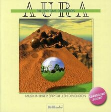 AURA - The Spiritual Diomension  SURROUND SOUND / BELL RECORDS CD
