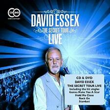 David Essex - The Secret Tour: Live (NEW CD+DVD)