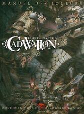 Cadwallon la cité franche (Français) manuel des joueurs pour le jeu de rôle