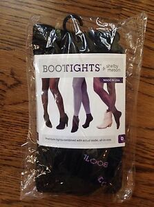 Bootights All In 1 Boot Tights Ankle Sock Cheetah Olive Black A B C D New!
