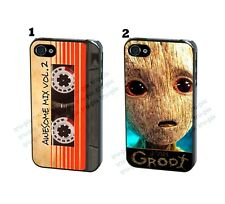Guardians Of The Galaxy Vol.2 Baby Groot Cute Marvel Music Tape Phone Case Cover