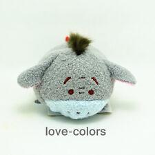 "New Eeyore Winnie the Pooh Tsum Tsum Tsums Soft Stuffed plush Toy Doll 3.5"""