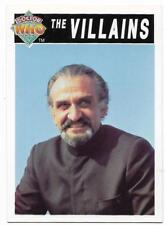 1994 Cornerstone DR WHO Base Card (95) The Villains