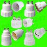 GU10 to E14/E27/G9/MR16 Light Bulb Adaptor LED Lamp Holder Converter UK SELLER