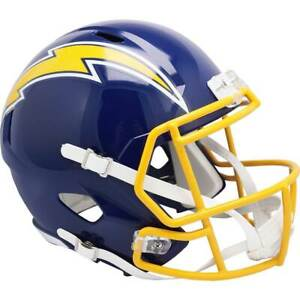 SAN DIEGO CHARGERS 1974-87 Riddell Throwback Replica Football Helmet