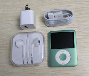 Apple iPod Nano 3rd Generation 4GB, 8GB *Used* (Choose Your Color)