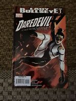 DAREDEVIL #111 1st  APPEARANCE OF LADY BULLSEYE Vf Nm