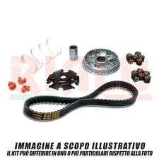 Set Malossi Variator 5115552 + Belt 6114895 for HONDA PCX 150 ie 4T LC