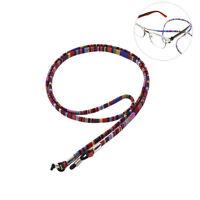 Gafas de sol Cordón para Cuello Gafas Correa para Cadena Deportes ColoriQA