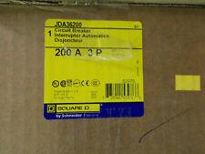 SQUARE D JDA36200 Bolt-on CIRCUIT BREAKER Brand New with Warranty