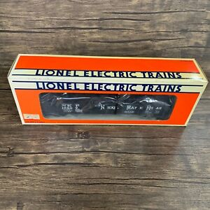 NEW Lionel Electric Trains, Nickel Plate Road Gondola with Scrap Load