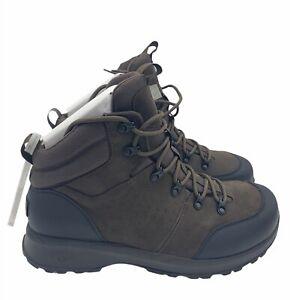 UGG Men's Emmett Duck Boot Stout Leather Waterproof Boots