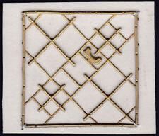 1880-83 FILIGRANA CORONA bit in Ottone foglio