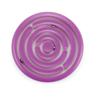 Kid O Marble Maze Labyrinth Game Royal Purple - Learn Problem Solving, Dexterity